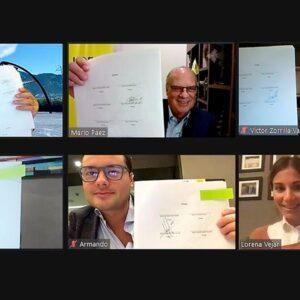 UDEM y Fundación Grupo Autofin Monterrey refrendan compromiso con la educación